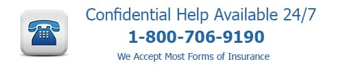 Inpatient Treatment Hotline 1-800-706-9190