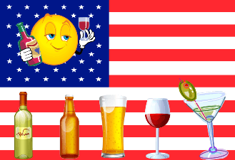 American encourages drinking