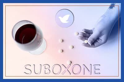 Suboxone is a brand name prescription treatment, similar to methadone