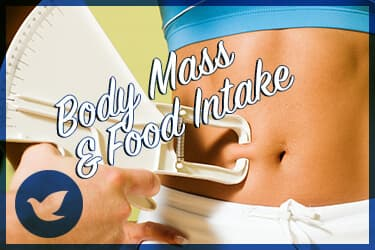 Body Mass and Food Intake