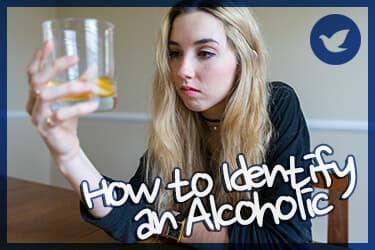How to Identify an Alcoholic
