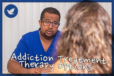 Addiction Treatment Therapy Options