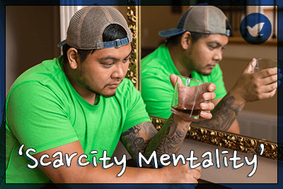 Is a 'Scarcity Mentality' Stopping You from Staying Sober?